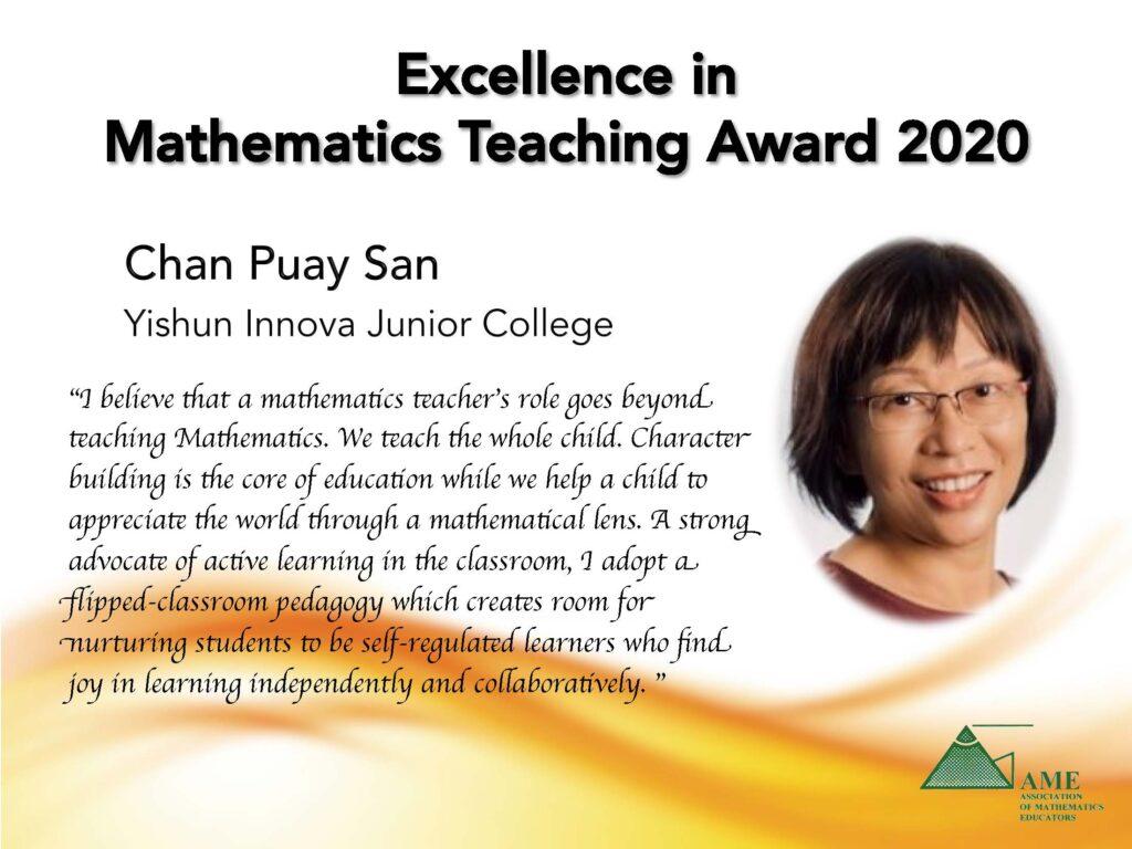 Chan Puay San