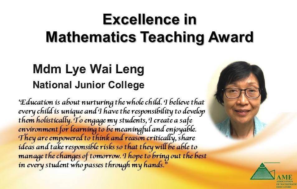 Lye Wai Leng