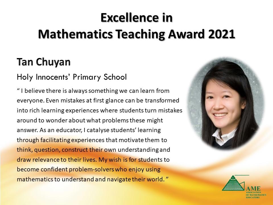 EMTA2021 Tan Chuyan