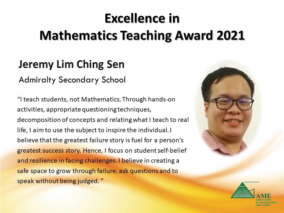 EMTA2021 Jeremy Lim Ching Sen