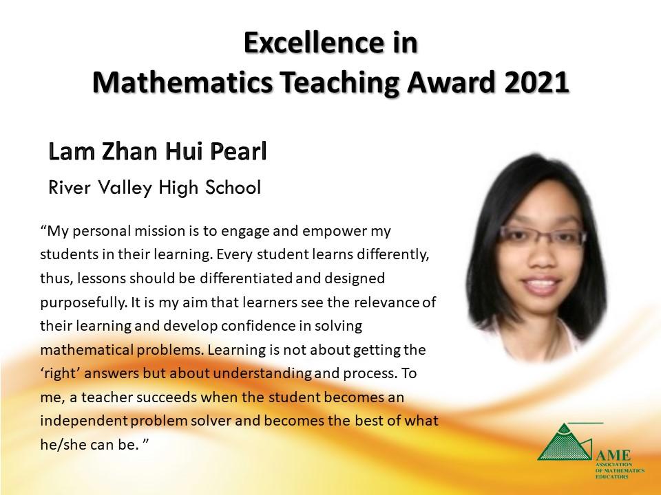 EMTA2021 Pearl Lam Zhan Hui
