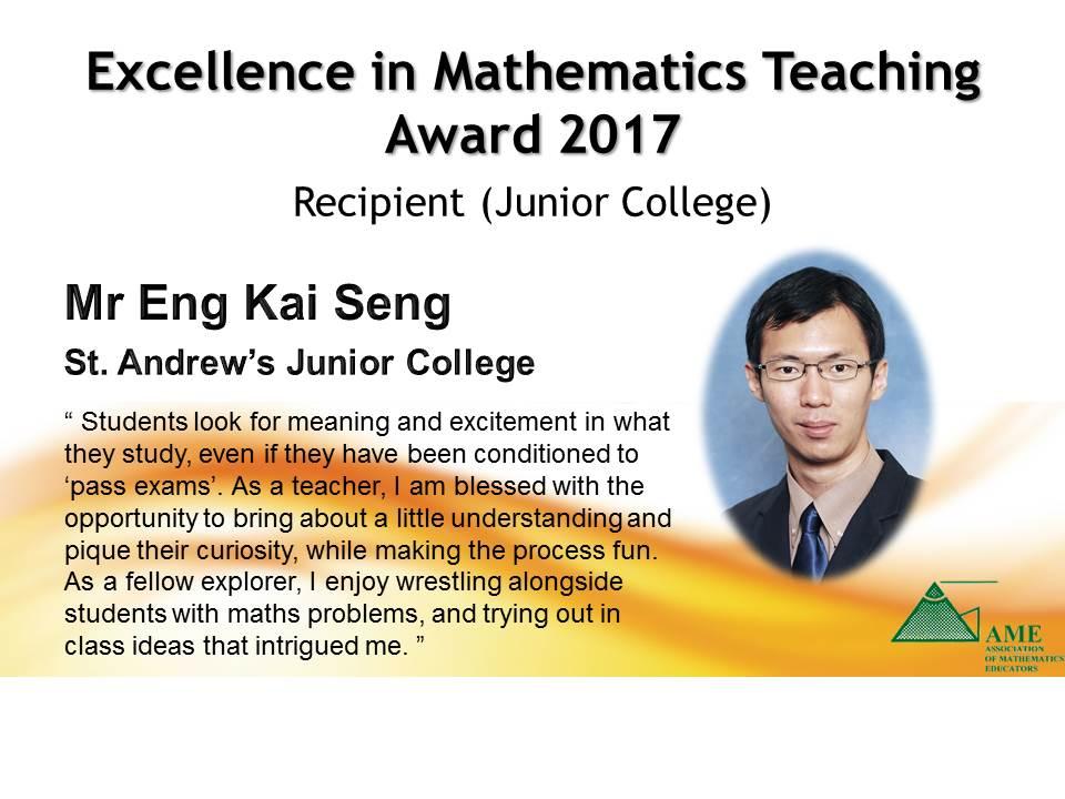 Eng Kai Seng
