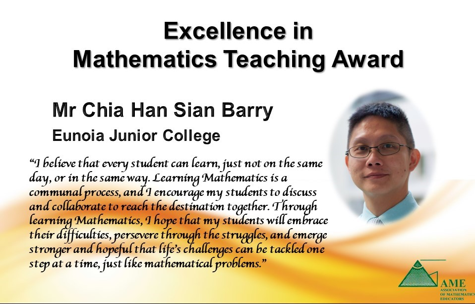 Barry Chia Han Sian